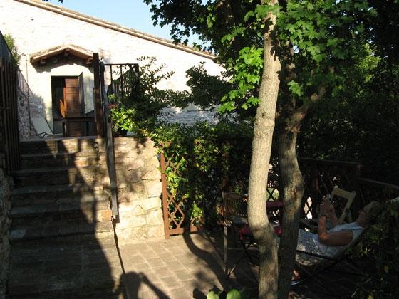 Casa Bella 2,4 pers, een van onze vakantiehuizen in Umbrie