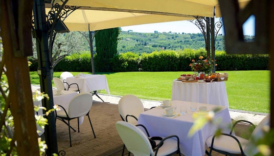 Agriturismo Colombe Assisi 2 tot 6 pers, een van onze vakantiehuizen in Umbrie