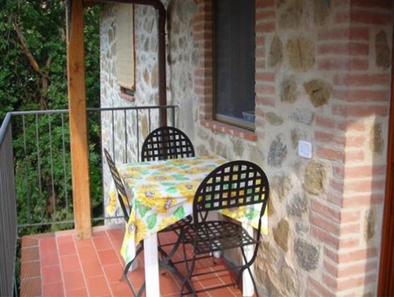 Residence Paciano 2,4,5 pers, een van onze vakantiehuizen in Umbrie