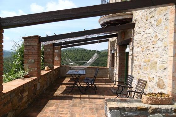 La Casetta 2,3,4 pers, een van onze vakantiehuizen in Umbrie