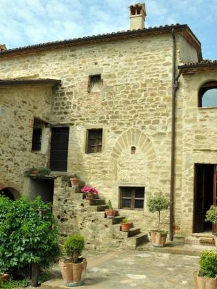 Agriturismo Il Borgo 2,3,4,5,6 pers, een van onze vakantiehuizen in Umbrie