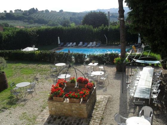 Residenza il Marchese 2,3,4,5 pers, een van onze vakantiehuizen in Umbrie