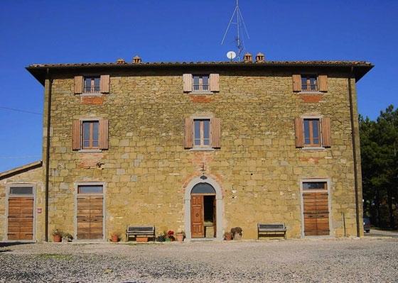 Agriturismo Il Palazzo 2,3,4,6 pers, een van onze vakantiehuizen in Umbrie