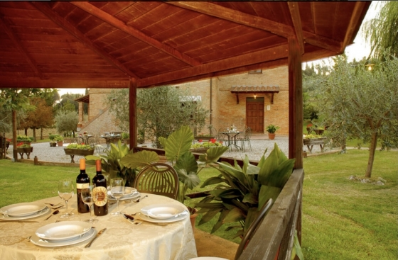 Agriturismo Il Conte 4 pers, een van onze vakantiehuizen in Umbrie
