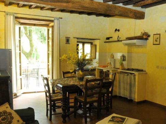 La Rocca, een van onze vakantiehuizen in Umbrie