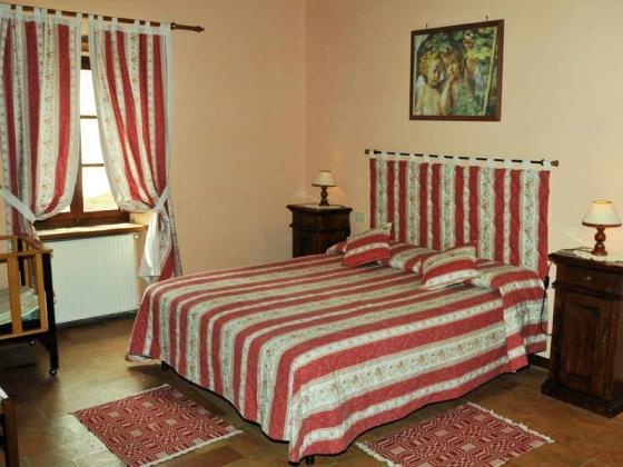 La Loggia, een van onze vakantiehuizen in Umbrie
