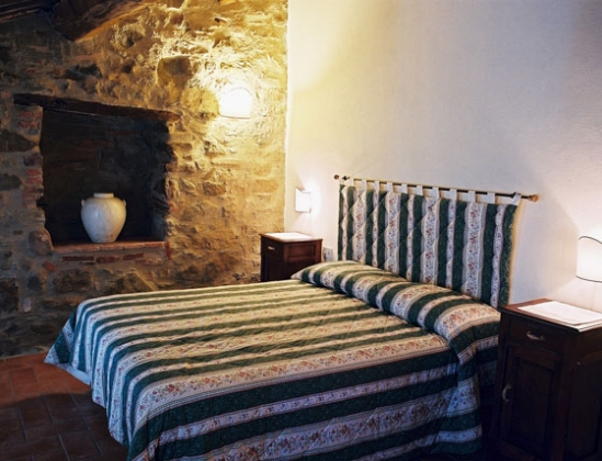 La Rosa, een van onze vakantiehuizen in Umbrie