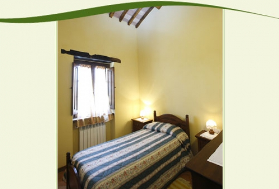 Il Granaio, een van onze vakantiehuizen in Umbrie