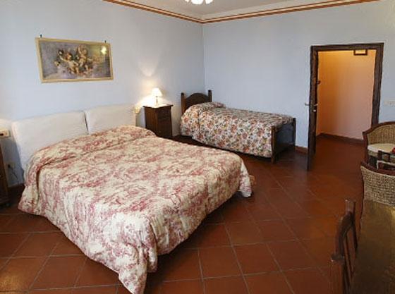I Lecci, een van onze vakantiehuizen in Umbrie