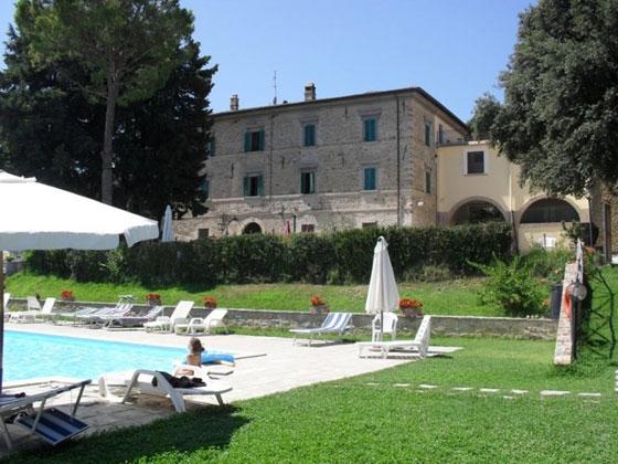 2, een van onze vakantiehuizen in Umbrie