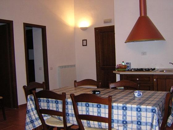6, een van onze vakantiehuizen in Umbrie