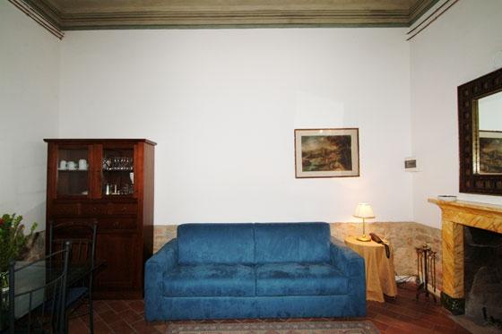 2 kamer appartement superior, een van onze vakantiehuizen in Umbrie
