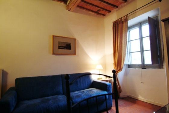 2 kamer appartement, een van onze vakantiehuizen in Umbrie
