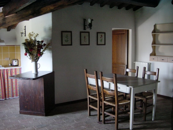 Gubbio, een van onze vakantiehuizen in Umbrie