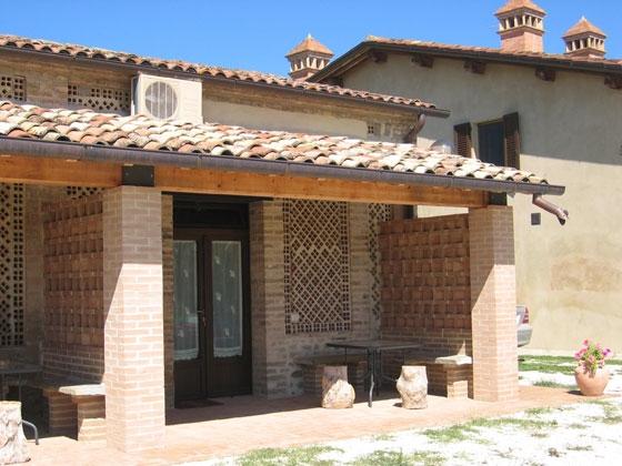 Mono Locale (2+3 pers), een van onze vakantiehuizen in Umbrie