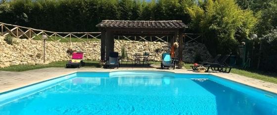 Driekamer-appartement (4+2 pers), een van onze vakantiehuizen in Umbrie