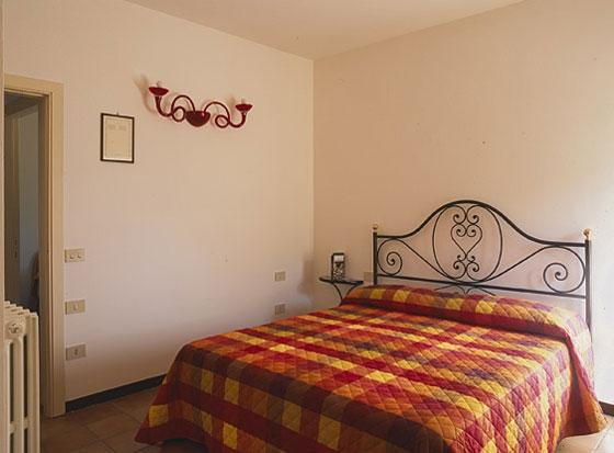 Arco voor 2 personen, een van onze vakantiehuizen in Umbrie