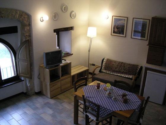 Levante voor 2 personen, een van onze vakantiehuizen in Umbrie