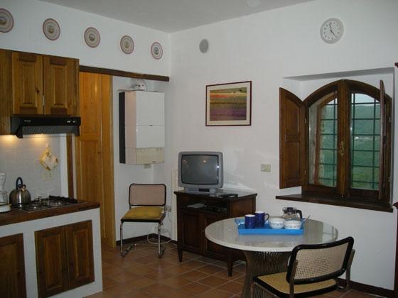 Bellavista voor 2 personen, een van onze vakantiehuizen in Umbrie