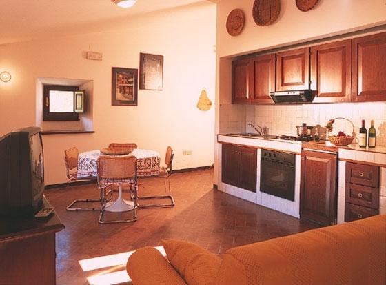 Micol voor 2+2 personen, een van onze vakantiehuizen in Umbrie