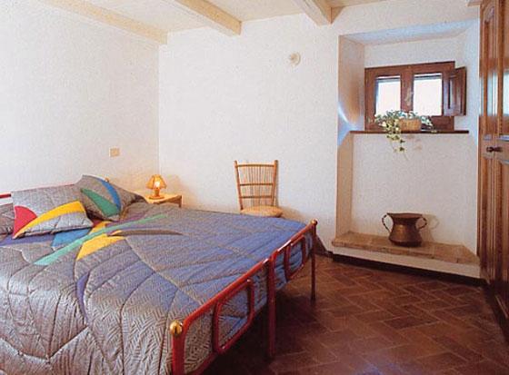 Micol voor 2 personen, een van onze vakantiehuizen in Umbrie