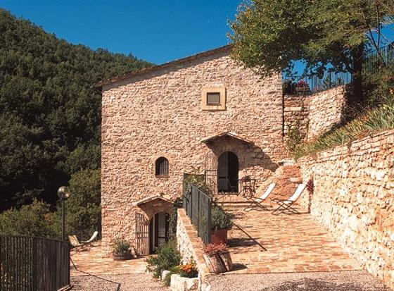 Ilaria voor 2+2 personen, een van onze vakantiehuizen in Umbrie
