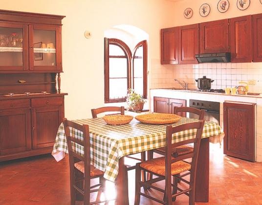 Ilaria voor 2 personen, een van onze vakantiehuizen in Umbrie