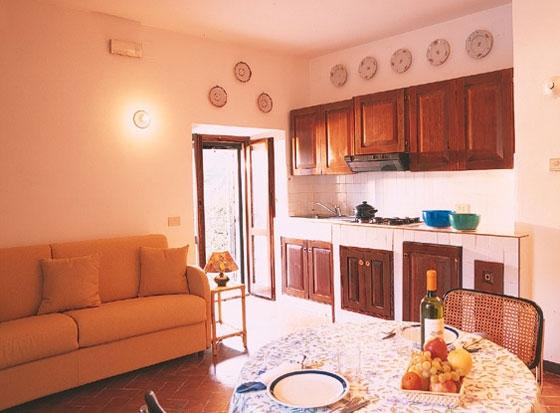 Corinna voor 2 personen, een van onze vakantiehuizen in Umbrie