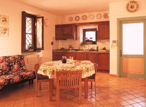 Magnolia 2+2, een van onze vakantiehuizen in Umbrie