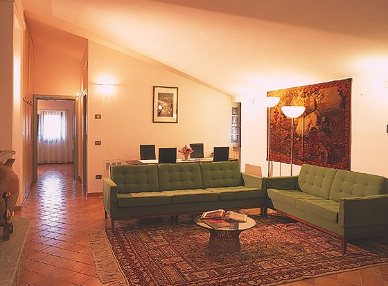 Gehele Villa Rosy, een van onze vakantiehuizen in Umbrie