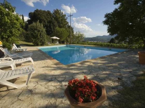 Il Guardiano, een van onze vakantiehuizen in Umbrie