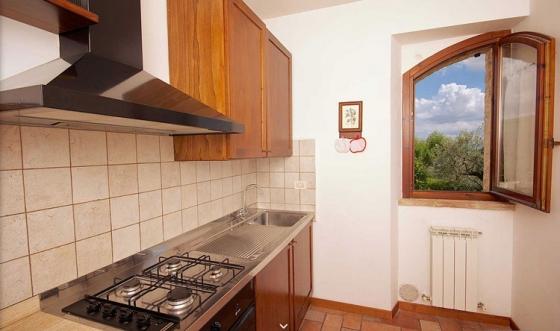 Appartement Lucernaio (2+2 pers.), een van onze vakantiehuizen in Umbrie