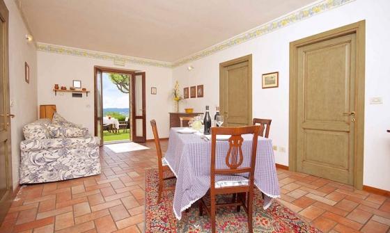 Appartement Fontanina (3+2 pers.), een van onze vakantiehuizen in Umbrie