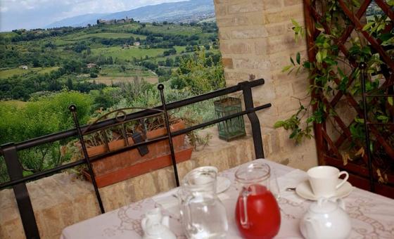 Appartement Borgo (2+2 pers.), een van onze vakantiehuizen in Umbrie