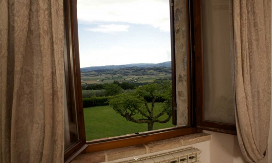 Appartement Loggia (2+2 pers.), een van onze vakantiehuizen in Umbrie
