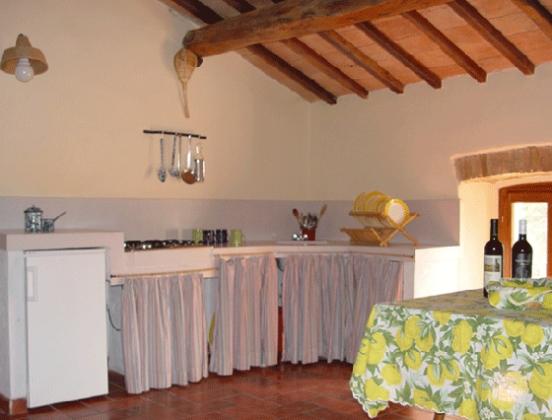La Salata, een van onze vakantiehuizen in Umbrie