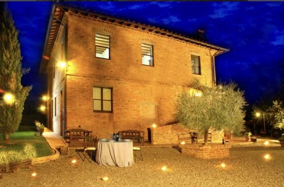 Nr. 1, Nobile (4 tot 5 personen), een van onze vakantiehuizen in Umbrie