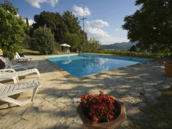 Il Giardiniere, een van onze vakantiehuizen in Umbrie