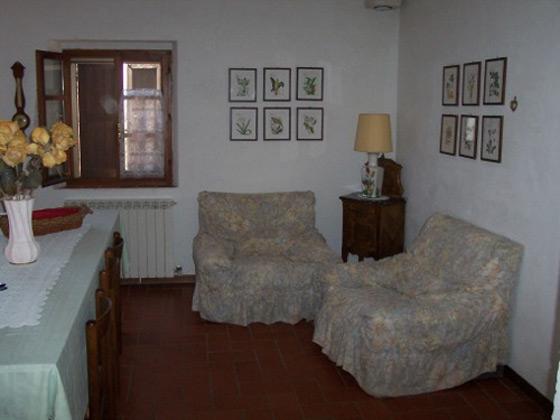 Appartement Due Laghi, een van onze vakantiehuizen in Umbrie