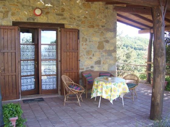 Appartement Fienile, een van onze vakantiehuizen in Umbrie