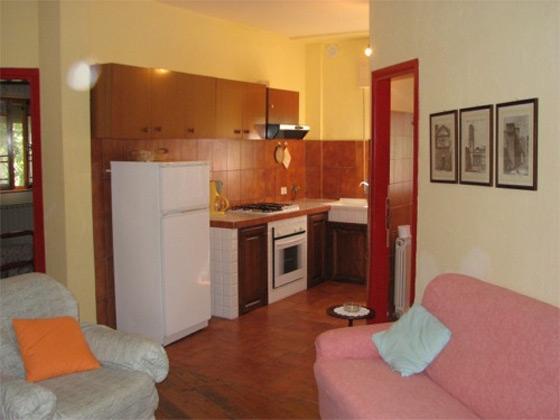 Appartementen voor 2, 4 of 5 personen., een van onze vakantiehuizen in Umbrie