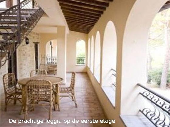 Appartementen (4+2), een van onze vakantiehuizen in Umbrie