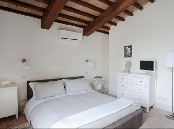Rimessa, een van onze vakantiehuizen in Umbrie