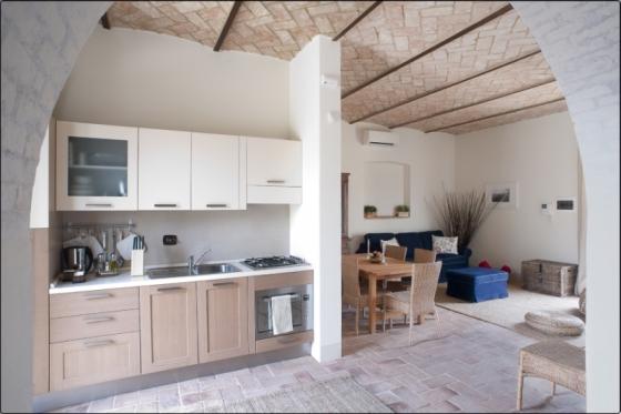 Le Volte (2+2 personen), een van onze vakantiehuizen in Umbrie