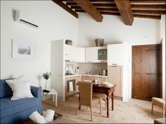 Primo Sole (2+1 persoon), een van onze vakantiehuizen in Umbrie