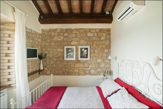 Bel Tramonto (2+3 personen), een van onze vakantiehuizen in Umbrie