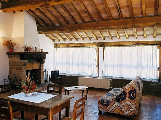 La Rondine, een van onze vakantiehuizen in Umbrie