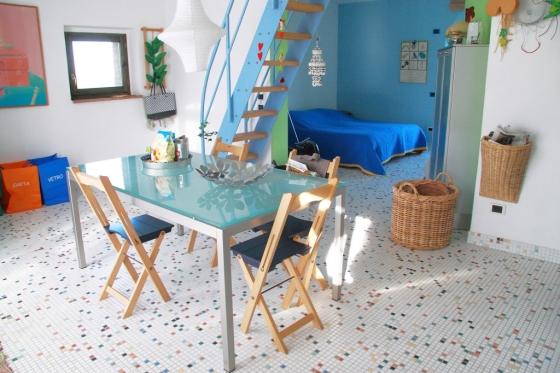 Studio Bacco (4 pers.), een van onze vakantiehuizen in Umbrie