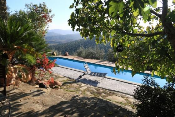 Studio Ginestra (2+1 pers.), een van onze vakantiehuizen in Umbrie